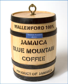 кофе ямайка blue mountain wallenford